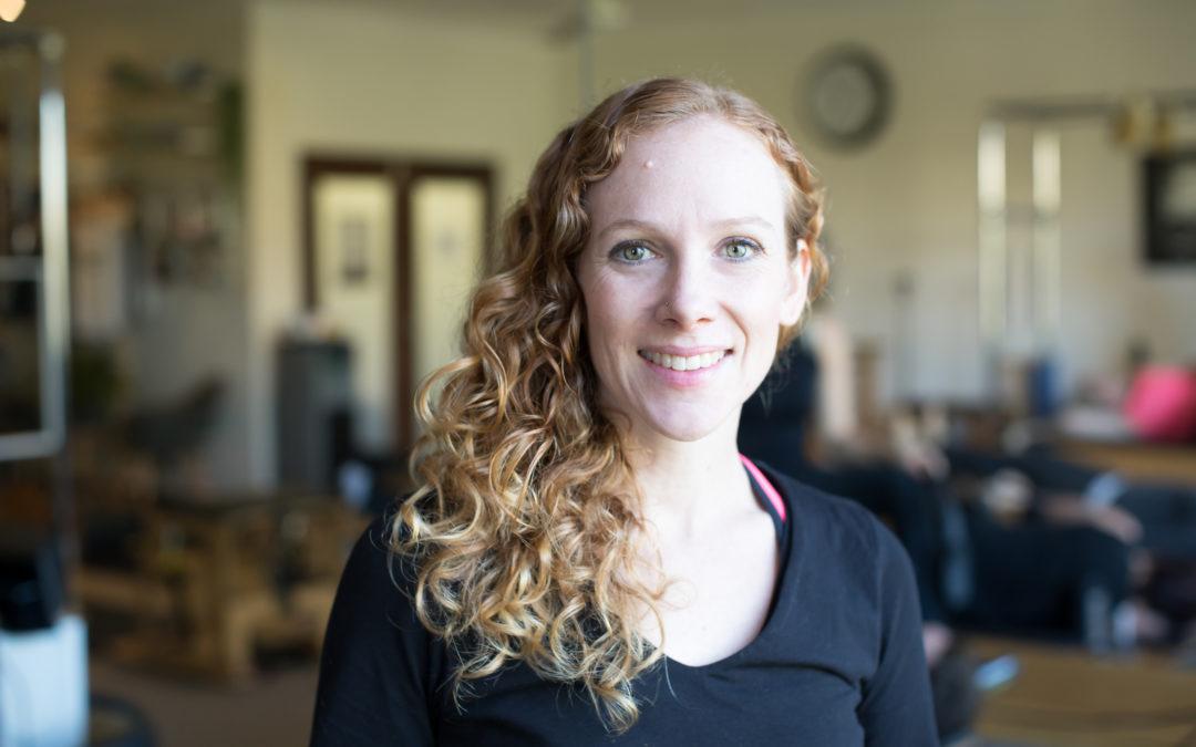Sally Derbyshire (Studio Director/Principle Instructor)